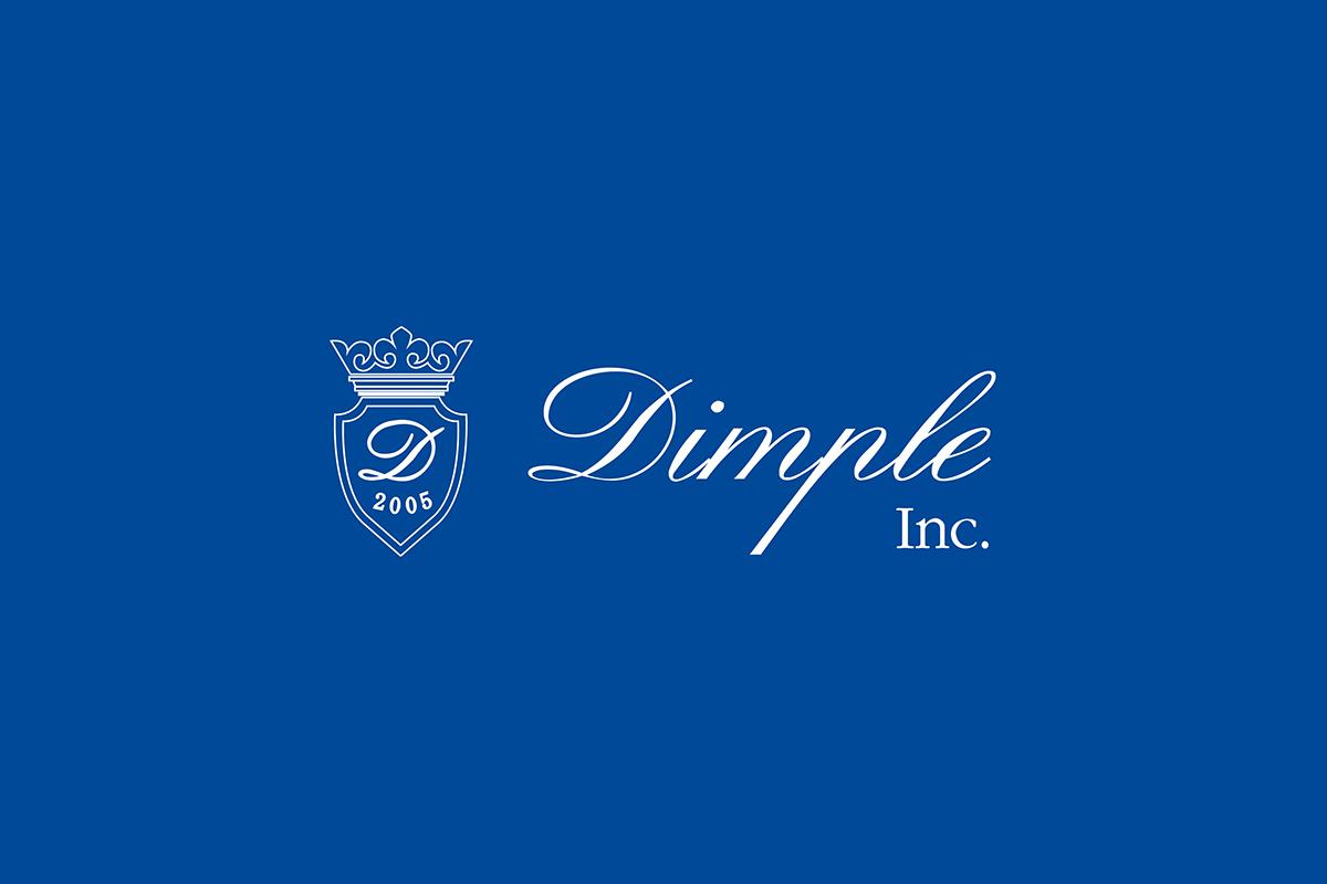 Dimple Inc オフィシャルサイトがリニューアルしました。